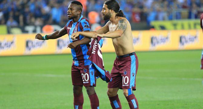 Trabzonspor – Demir Grup Sivasspor: 3-1