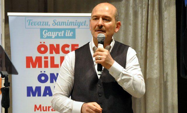 Bakan Soylu'dan HDP eş başkanına sert yanıt
