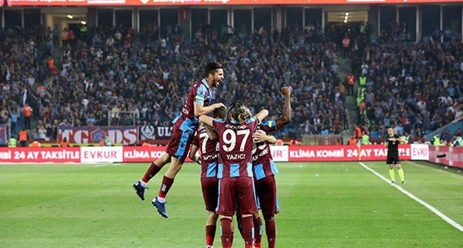 Trabzonspor – Beşiktaş: 2-1
