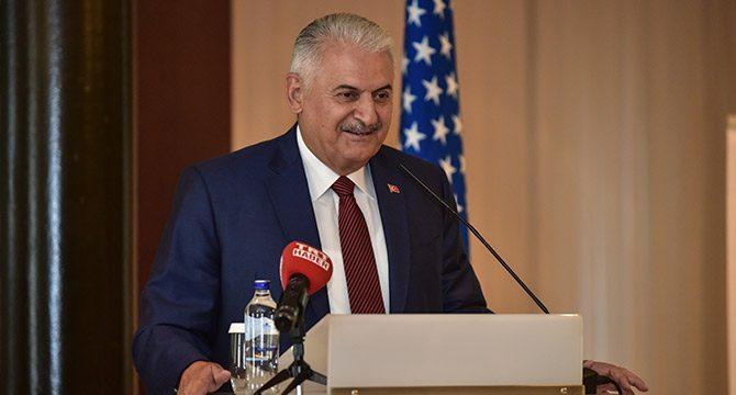 Binali Yıldırım: Amerika, Türkiye'nin güvenlik endişesine duyarsız kalamaz