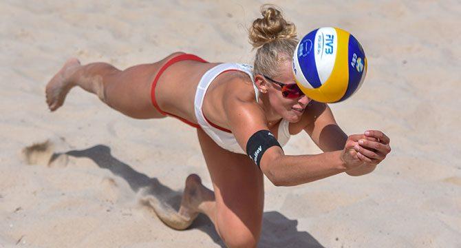 CEV U22 Plaj Voleybolu Avrupa Şampiyonası başladı