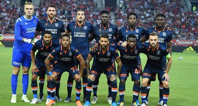 Başakşehir Şampiyonlar Ligi'ne veda etti