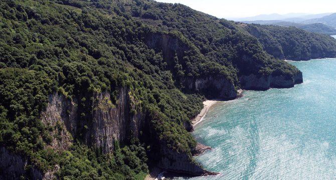 Türkiye'nin 80 milyon yıllık lav sütunlarına ilgi bitmiyor
