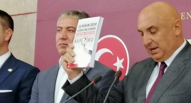 CHP, Kılıçdaroğlu'na saldırının raporunu açıkladı