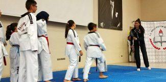 Milli tekvandocu Hatice Kübra İlgün: Hedefim Olimpiyat madalyasını ülkeme getirmek