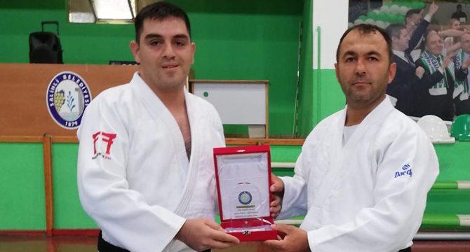 İşitme Engelliler Judo Milli Takım kampı devam ediyor