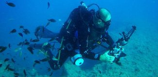 Kemer'de her yıl 100 bin kişi dalış yapıyor