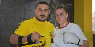 Zayıflamak için başladığı kick boksta Avrupa şampiyonu oldu