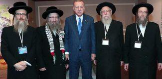 Cumhurbaşkanı Erdoğan, ABD'de Türk, soydaş ve Müslüman toplumu ile bir araya geldi