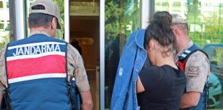 Amca cinayetinde 2 kız kardeş adliyeye sevk edildi