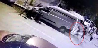 Oyuncu Şevket Çoruh'a saldırıda yeni görüntü