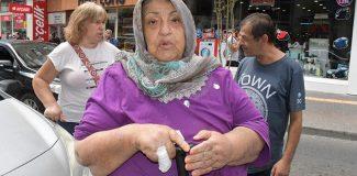 Elleri ve ağzını bantladığı kadının parasını alan zanlı kiracının oğlu çıktı