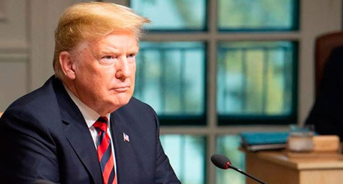 Trump'tan Barış Pınarı Harekatı açıklaması