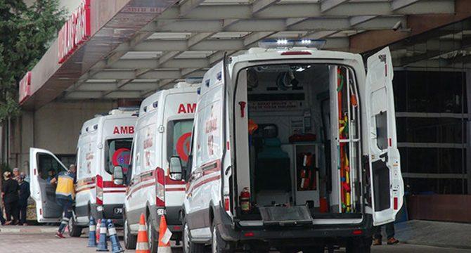 Azez'de SMO üssüne saldırı: 1 şehit, 4 yaralı