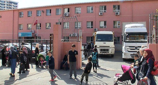 Bağcılar İlçe Milli Eğitim Müdürlüğü binası tahliye edildi
