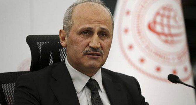 Bakan Turhan'dan Haydarpaşa ve Sirkeci Gar ihalesine ilişkin açıklama