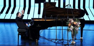Fazıl Say İstanbul Okan Üniversitesi´nde konser verdi