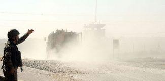Teröristlerin tuzakladığı patlayıcılar bulunarak imha ediliyor