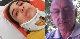 Gelinini döverek hastanelik etmişti… Bu kez de evi ateşe verdi
