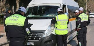Servislere 1 milyon 691 bin 293 lira ceza kesildi