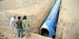 PKK/YPG´li teröristler Tel Abyad´ı köstebek yuvasına çevirmiş