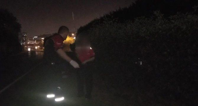 İstanbul'un göbeğinde tecavüz girişimi dehşeti
