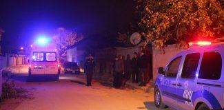 Suriyeli koca, eşini sopayla döverek öldürdü