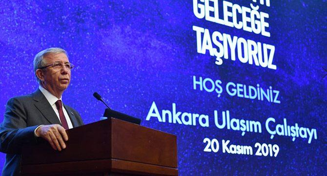 Mansur Yavaş: Özel sektörde mesai saatlerini değiştirmek istiyoruz