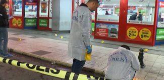 Otogarda silahlı saldırı: biri turist 3 yaralı