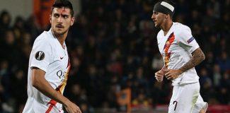 Başakşehir-Roma maçındaki talihsiz olayla ilgili Emniyet'ten açıklama