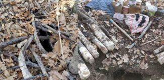 Tatvan'da PKK'ya ait silah ve mühimmat ele geçirildi