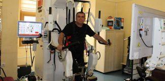 Uzay terapi cihazı, hastalara şifa oluyor