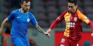 Galatasaray, sahasında Tuzlaspor'a 2-0 mağlup oldu