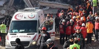 AFAD: Depremde 39 kişi hayatını kaybetti