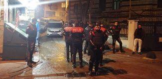 Beyoğlu'nda 1 kişi silahlı saldırıda yaralandı