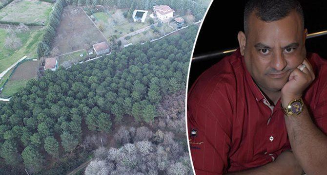 Kayıp iş adamının cesedi ormanda gömülü bulundu
