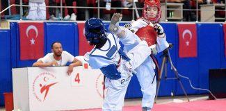 Ceyda tekvandoda Türkiye şampiyonu oldu, hedef olimpiyatlarda madalya