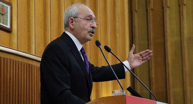 Kılıçdaroğlu: Doğu Akdeniz'de bizim hakkımız var