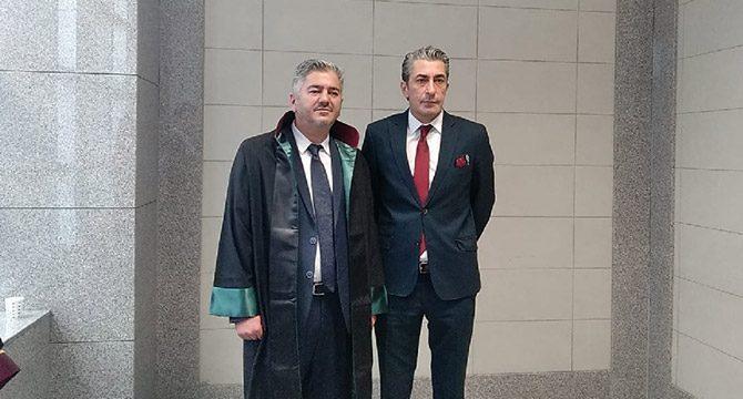 Erkan Petekkaya'nın alacaklarından olduğu Hollandalı yapım şirketinin iflas davasına ret
