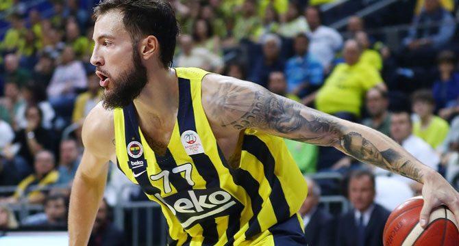 Joffrey Lauvergne, Fenerbahçe Beko'da kalacağını açıkladı