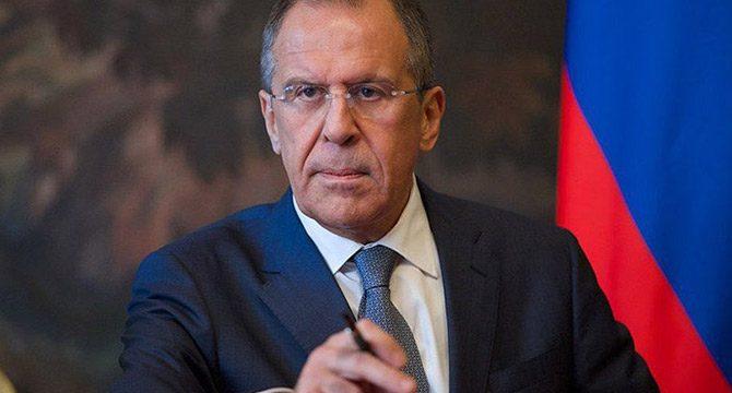 Lavrov: Libya süreci bitmedi