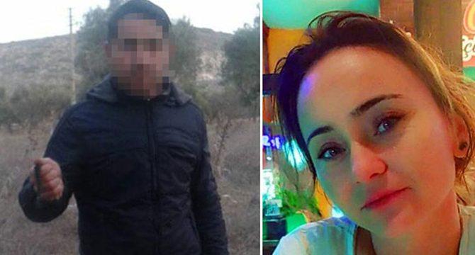 Kendisinden ayrılmak isteyen kadını defalarca bıçaklayarak öldürdü