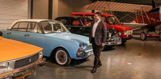 Nostaljik araçlar sergiye çıkıyor