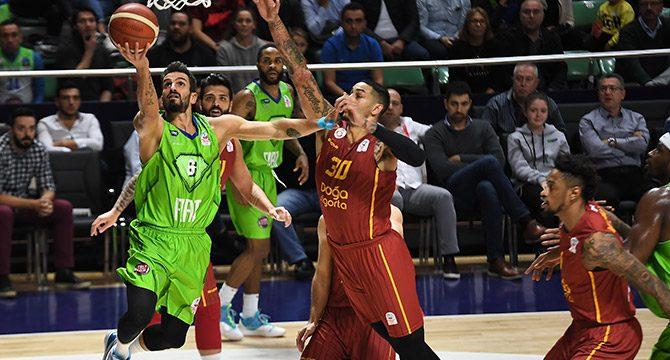 TOFAŞ, Türkiye Kupası'nda yarı final peşinde