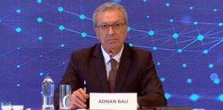 İş Bankası Genel Müdürü Bali´den CHP hisselerine ilişkin açıklama