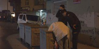 Arnavutköy'de otomobilde vurulan kişi ağır yaralandı