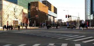 25 milyonluk Şangay'da, koronavirüs endişesiyle sokaklar boşaldı