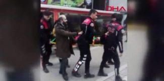 Esenyurt'ta hareketli dakikalar! Polis vurarak yakaladı