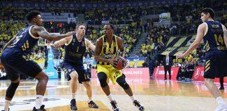 Fenerbahçe Beko evinde kayıp