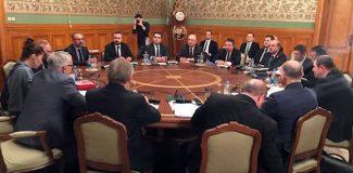 Rusya'da kritik İdlib zirvesi